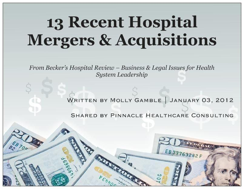 mergers and acquisitions thesis proposal
